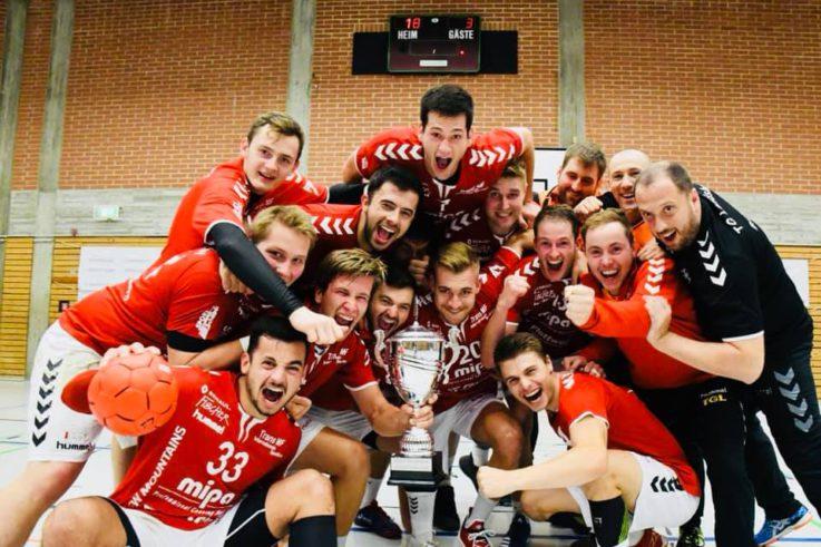 Handball Herren1: Turniersieg beim Viktor-Richtsfeld-Gedächtnis-Turnier!