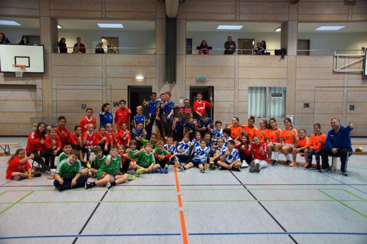 Handball: SAG Turnier wieder ein voller Erfolg