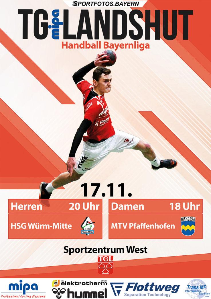 Handball: HEIMSPIELTAG