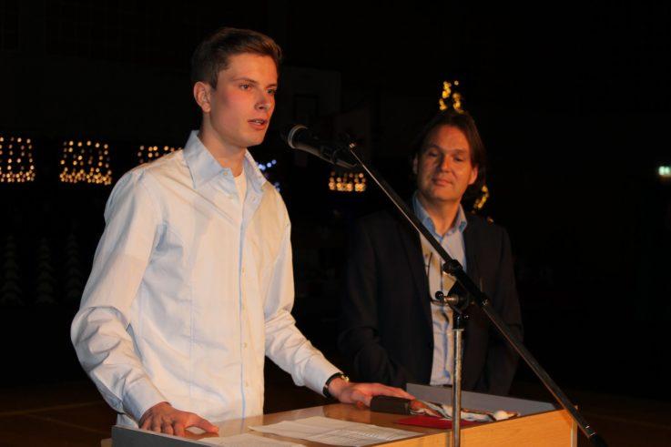 """Jugendehrenpreis der TGL: Eine """"Gabi"""" für Julian"""
