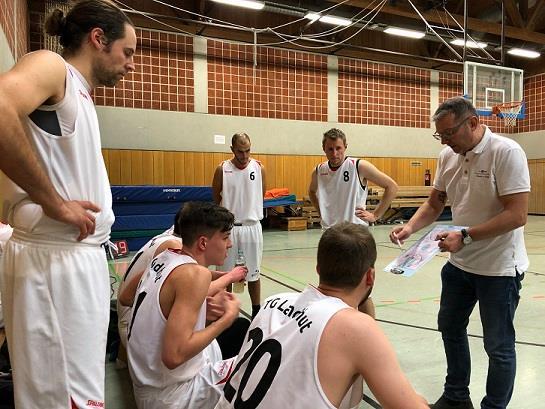 Basketball Herren1: TG Landshut unterliegt MTSV Schwabing 3