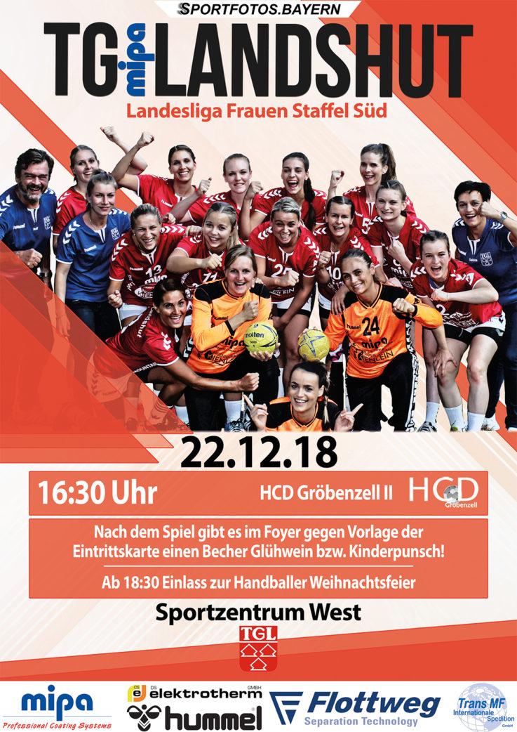 Handball Damen: Letztes Heimspiel