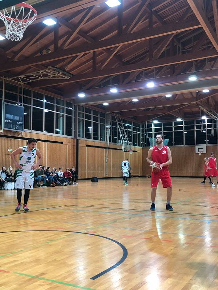 Basketball Herren1: Erfolgreicher Start in die Rückrunde