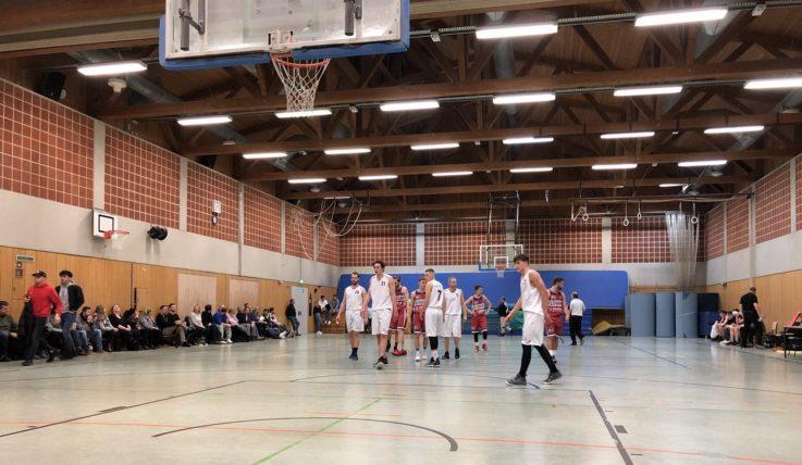 Basketball Herren1: Landshut schlägt Vilsbiburg 2
