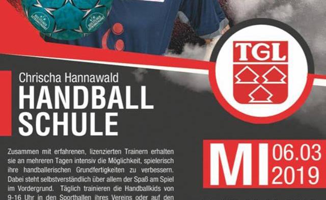 Handball-Camp in der TGL