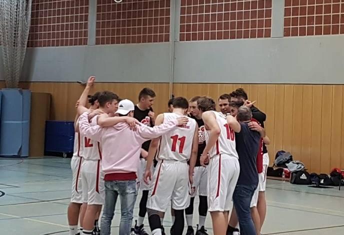 Basketball Herren2: TG Landshut Herren 2 zeigt Burghausen die Grenzen auf