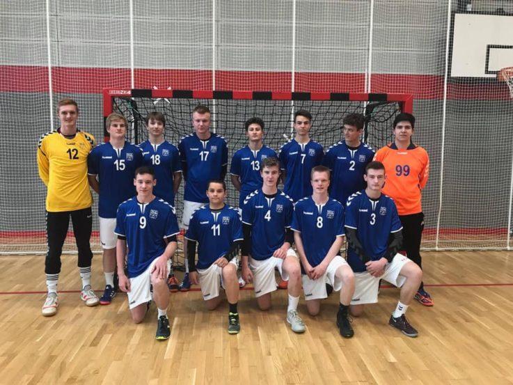 Handball mB: