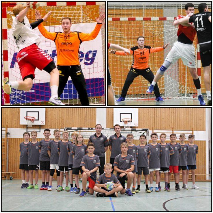 Handball: DANKE ADRIAN!