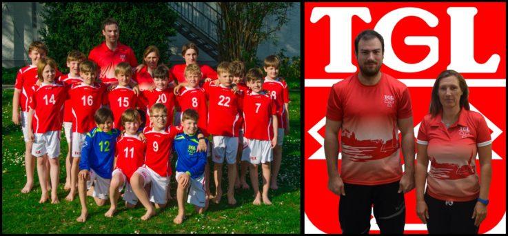 Handball: DANKE NICOLE und PETER
