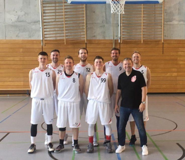 Basketball Herren1/2: LA Knights holen sich den Pokal