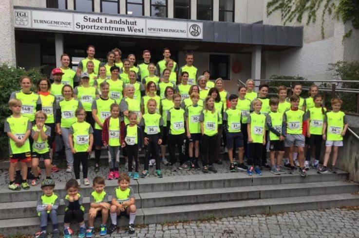 Handball: Kinderkrankenhauslauf – Laufen für kranke Kinder