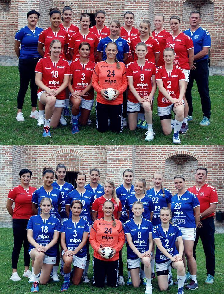Handball Damen1: Vorbericht der Damen für die neue Saison 2019/2020