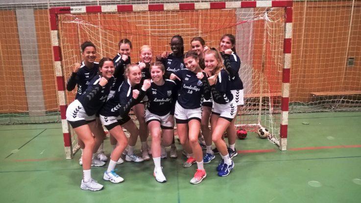 Handball wB: Landesliga 3.0 – Saisonstart geglückt – 35:13 Heimsieg gegen Laim