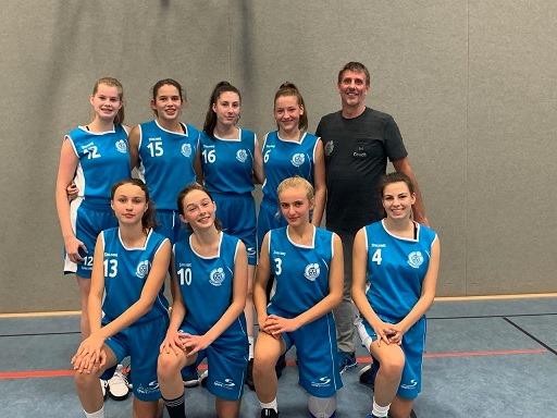 Basketball U16w: Platz 2 in Nürnberg