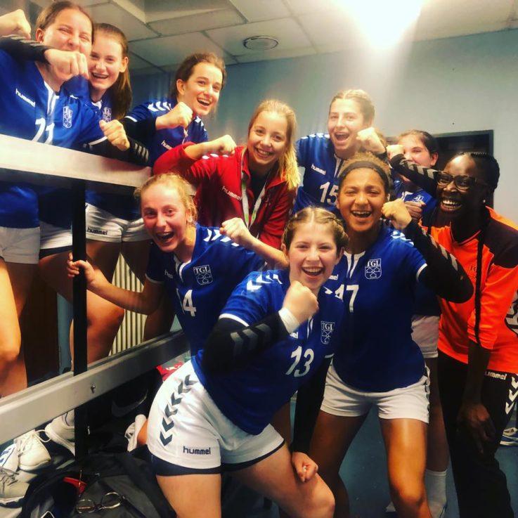 Handball wB: Überragende Abwehrleistung führt zum überraschend deutlichen 25:15 Auswärtssieg in Allach