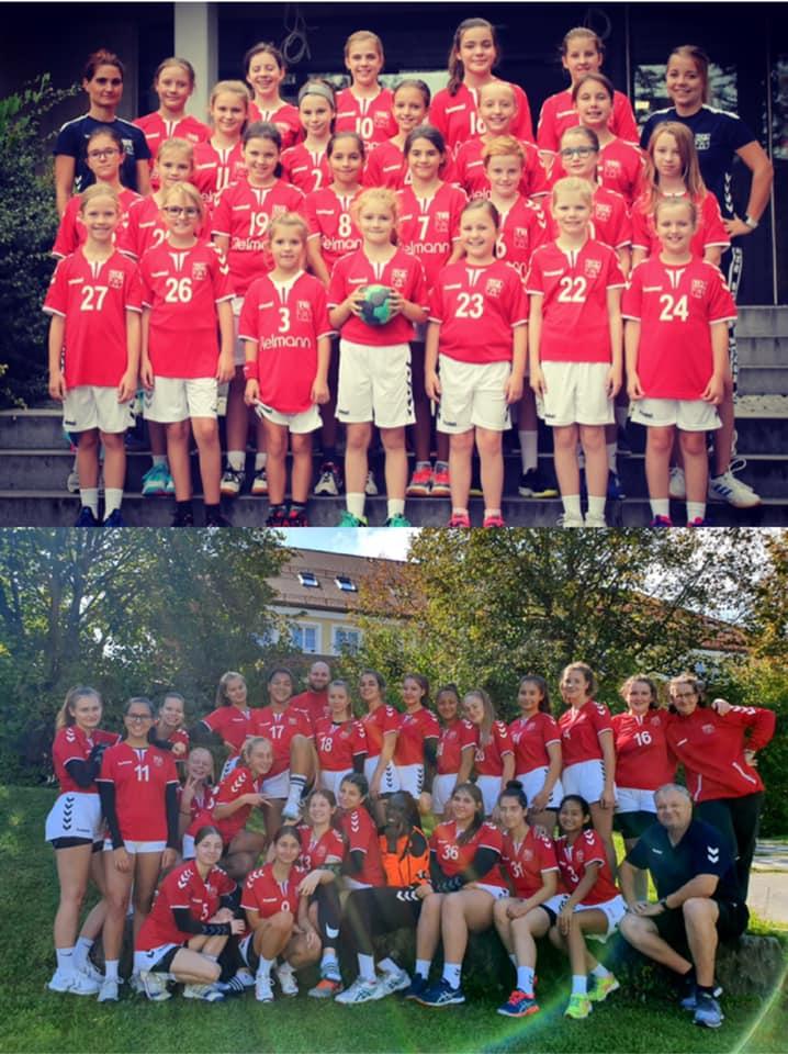 Handball: Der weibliche Nachwuchs boomt!