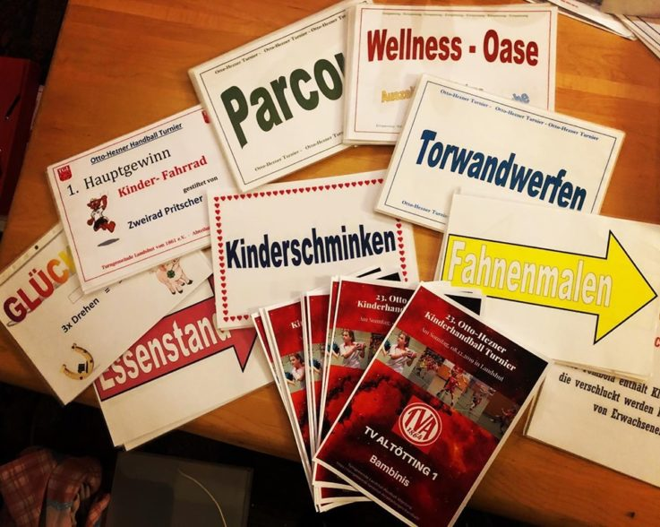 Handball: Das 23.Otto-Hezner Kinderhandball Turnier rückt immer näher