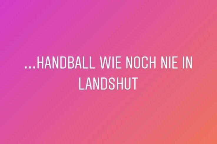 Handball: Handball wie noch nie in Landshut