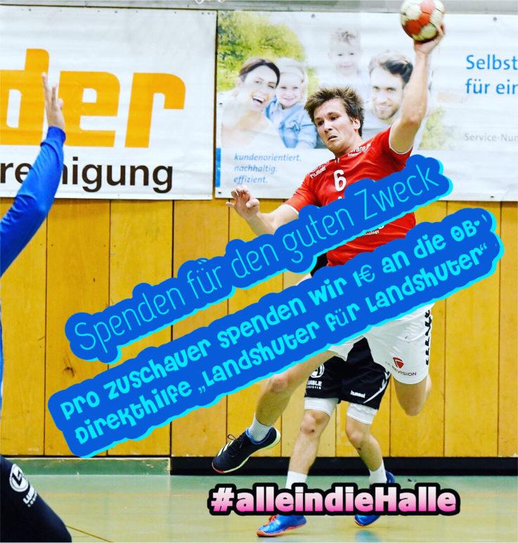 Handball: Handball für den guten Zweck ❤️