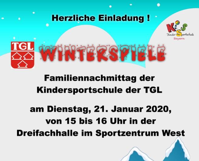 TGL – Winterspiele