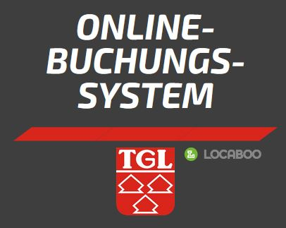 Online-Buchungssystem: Wegen Schließung derzeit keine Anmeldungen möglich
