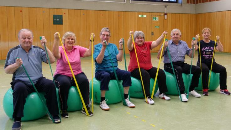 Orthopädischer Reha-Sport wieder möglich – Herzsport noch in Wartestellung