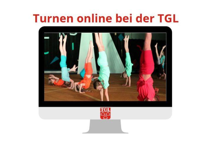 Online-Angebote der Turnabteilung – So kann man mitmachen! Meldet Euch!