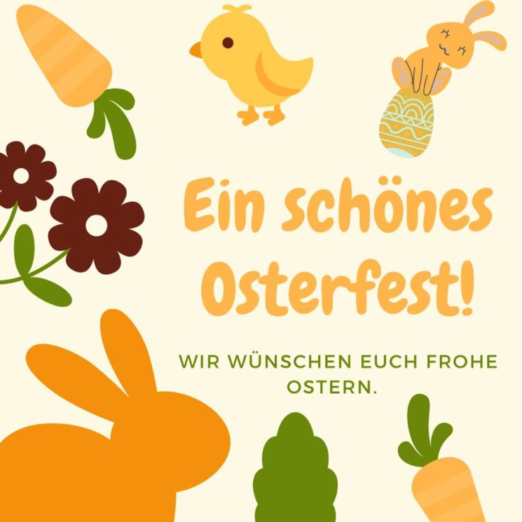 Kiss: Frohe Ostern