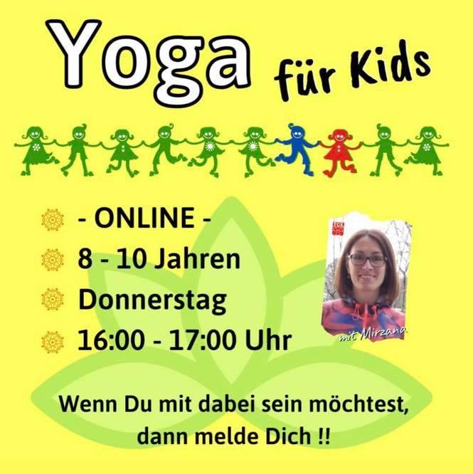 Kiss: Yoga für Kids