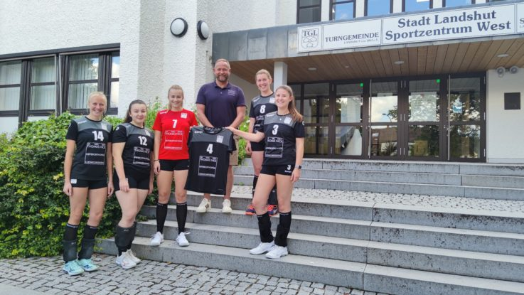 Volleyball: Damen I in neuem Outfit
